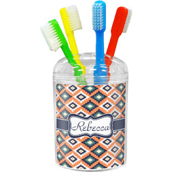 Tribal Toothbrush Holder (Personalized)