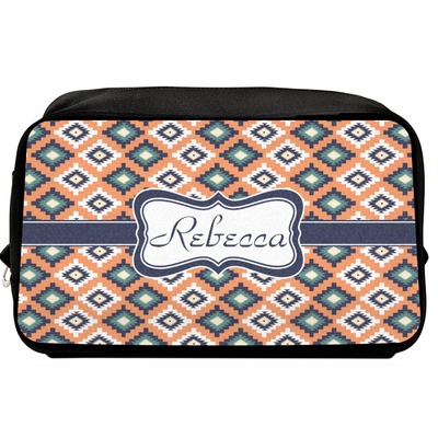 Tribal Toiletry Bag / Dopp Kit (Personalized)