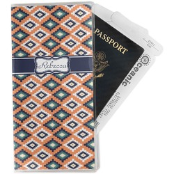 Tribal Travel Document Holder