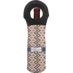 Tribal Wine Tote Bag (Personalized)