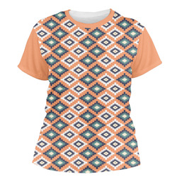 Tribal Women's Crew T-Shirt (Personalized)