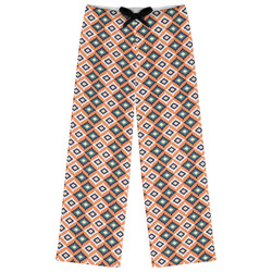 Tribal Womens Pajama Pants (Personalized)