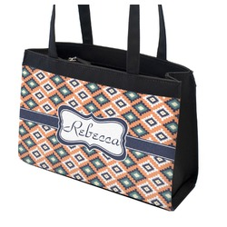 Tribal Zippered Everyday Tote (Personalized)
