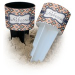 Tribal Beach Spiker Drink Holder (Personalized)