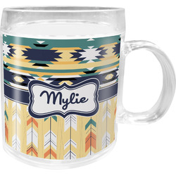 Tribal2 Acrylic Kids Mug (Personalized)