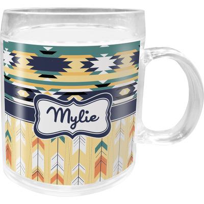 Tribal2 Acrylic Kids Mug (Personalized)