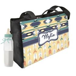 Tribal2 Diaper Bag (Personalized)