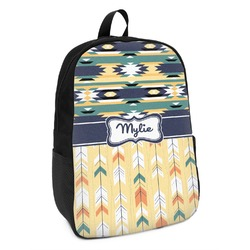 Tribal2 Kids Backpack (Personalized)