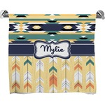 Tribal2 Full Print Bath Towel (Personalized)