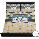 Tribal2 Duvet Cover Set (Personalized)
