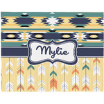 Tribal2 Placemat (Fabric) (Personalized)