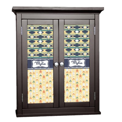 Tribal2 Cabinet Decal - Medium (Personalized)