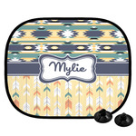 Tribal2 Car Side Window Sun Shade (Personalized)