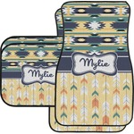 Tribal2 Car Floor Mats (Personalized)