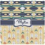 Tribal2 Ceramic Tile Hot Pad (Personalized)