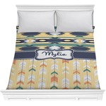 Tribal2 Comforter (Personalized)
