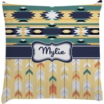 Tribal2 Decorative Pillow Case (Personalized)