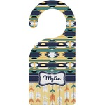 Tribal2 Door Hanger (Personalized)