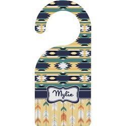 Tribal2 Door Hanger (Personalized)