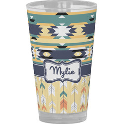 Tribal2 Drinking / Pint Glass (Personalized)