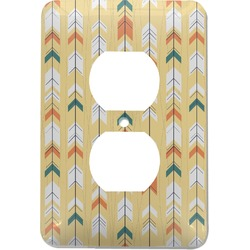 Tribal2 Electric Outlet Plate (Personalized)