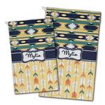 Tribal2 Golf Towel - Full Print w/ Name or Text