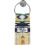 Tribal2 Hand Towel - Full Print (Personalized)