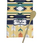 Tribal2 Kitchen Towel - Full Print (Personalized)