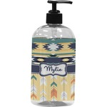 Tribal2 Plastic Soap / Lotion Dispenser (Personalized)