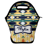 Tribal2 Lunch Bag w/ Name or Text