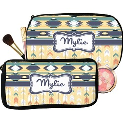 Tribal2 Makeup / Cosmetic Bag (Personalized)