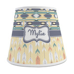 Tribal2 Empire Lamp Shade (Personalized)