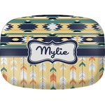 Tribal2 Melamine Platter (Personalized)