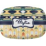 Tribal2 Melamine Platter (Personalized)