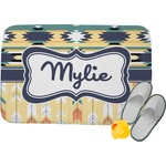 Tribal2 Memory Foam Bath Mat (Personalized)