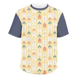 Tribal2 Men's Crew T-Shirt (Personalized)