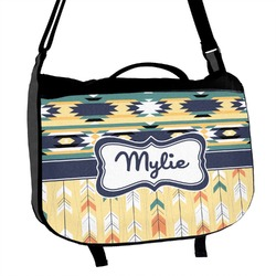 Tribal2 Messenger Bag (Personalized)