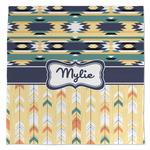 Tribal2 Large Microfiber Dish Rag (Personalized)