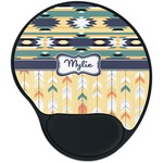 Tribal2 Mouse Pad with Wrist Support