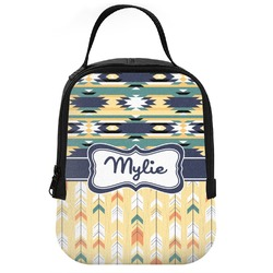 Tribal2 Neoprene Lunch Tote (Personalized)