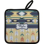 Tribal2 Pot Holder (Personalized)