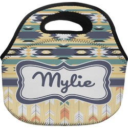 Tribal2 Lunch Bag (Personalized)