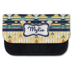 Tribal2 Canvas Pencil Case w/ Name or Text