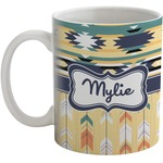 Tribal2 Coffee Mug (Personalized)