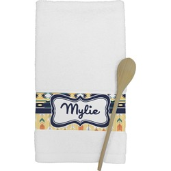 Tribal2 Kitchen Towel (Personalized)