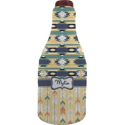 Tribal2 Wine Sleeve (Personalized)