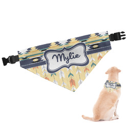 Tribal2 Dog Bandana (Personalized)