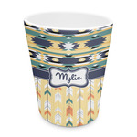 Tribal2 Plastic Tumbler 6oz (Personalized)