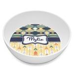 Tribal2 Melamine Bowl 8oz (Personalized)
