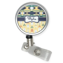 Tribal2 Retractable Badge Reel (Personalized)